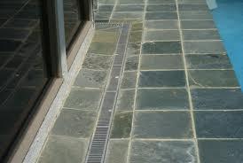 Bon Patio Drain Installation