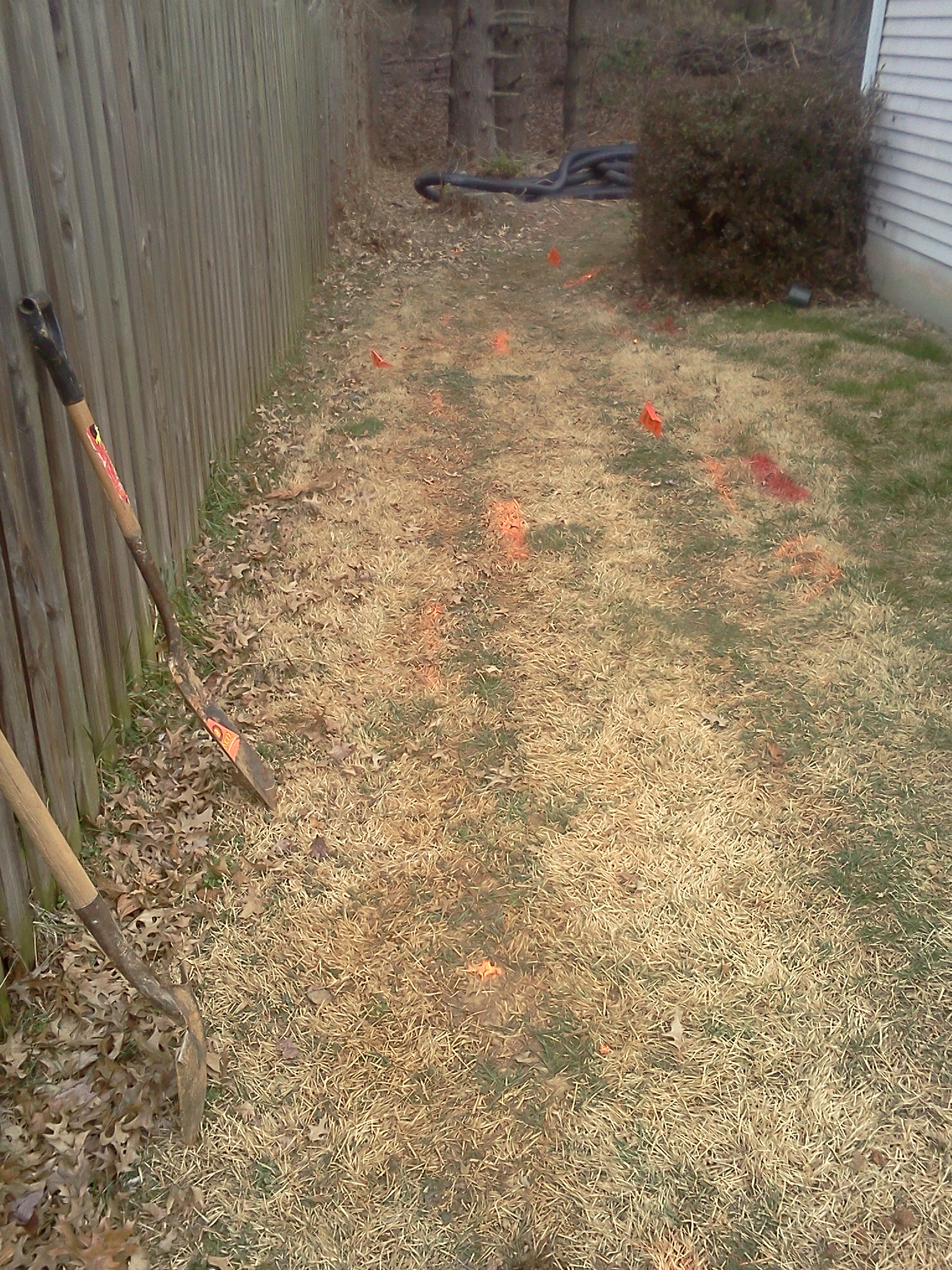 French Drain Contractor Northern Virginia Fairfax Yard Drainage Cost Design Diagram How To A Or Lawn Drains