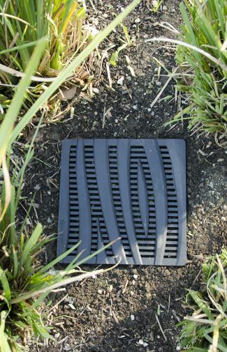 Dry well catch basin tularosa basin 2017 for Yard drain box